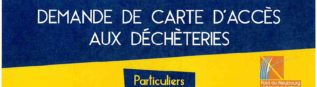 CARTE DÉCHETTERIE HONDOUVILLE